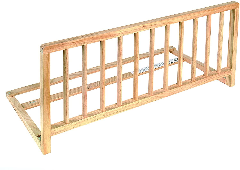 barrera de madera
