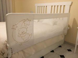Barreras para la cama