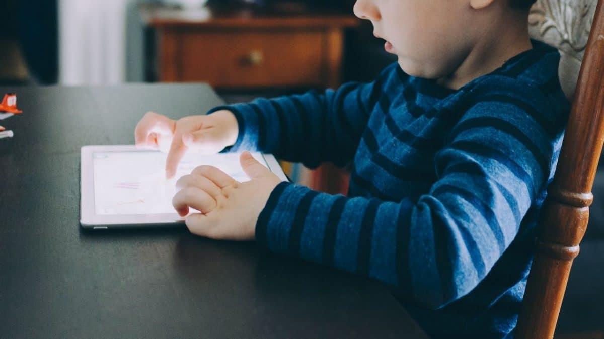buen uso de la tecnología con niños