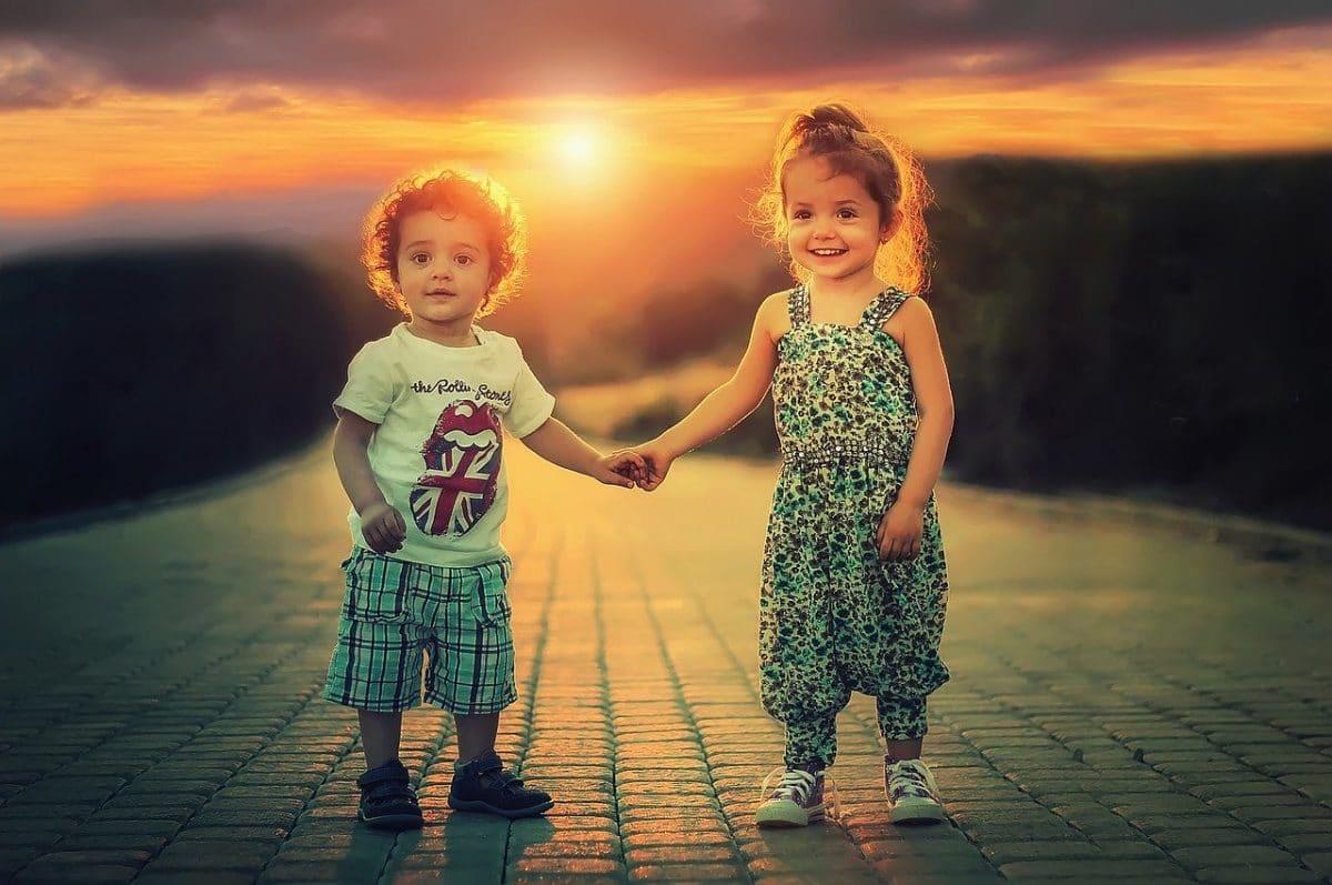 Fotos con niños