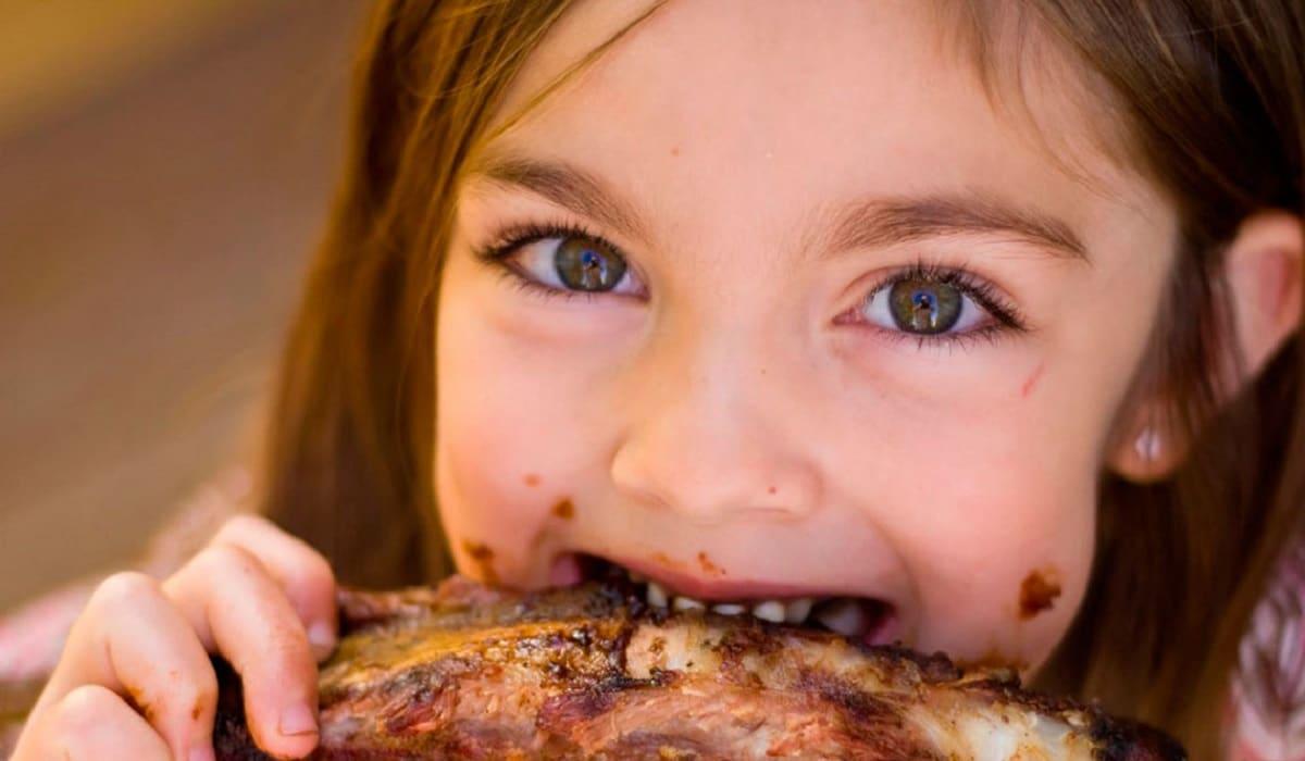 comer niño