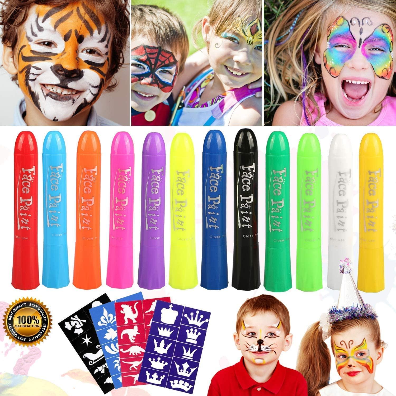pintacara para niños