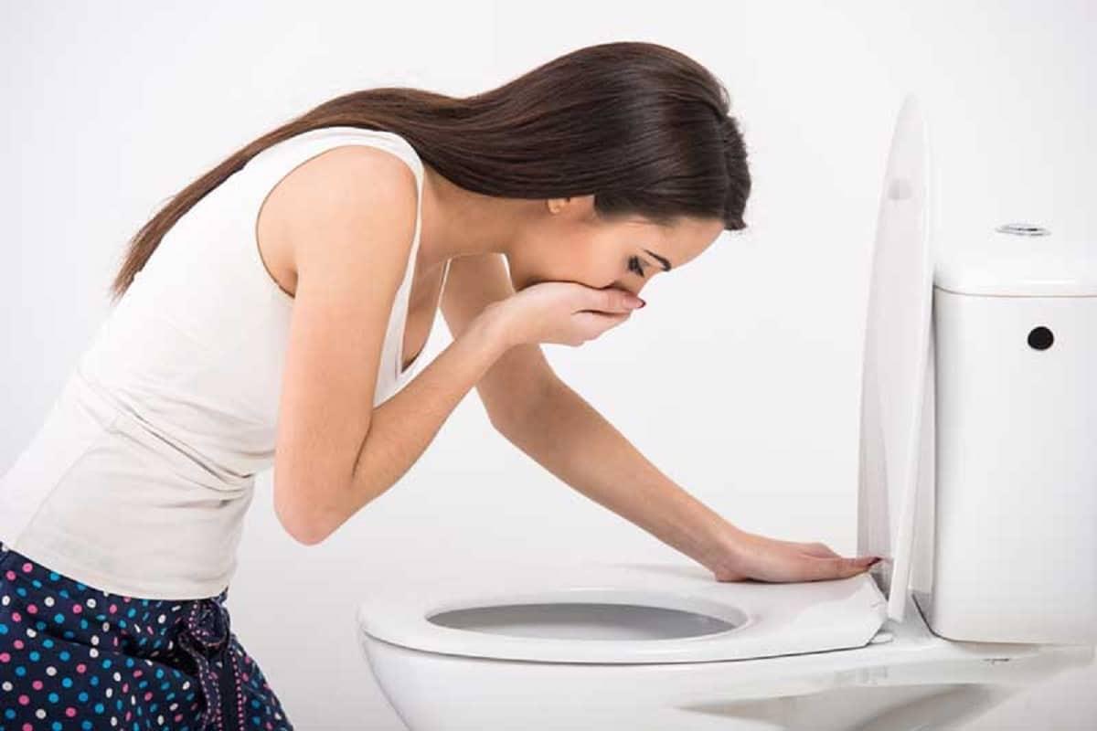 Calmar los vómitos en el embarazo