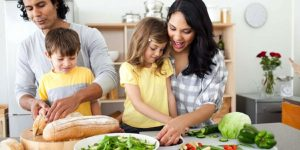 Recetas para familias