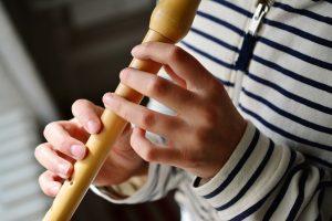Enseñar música a los niños