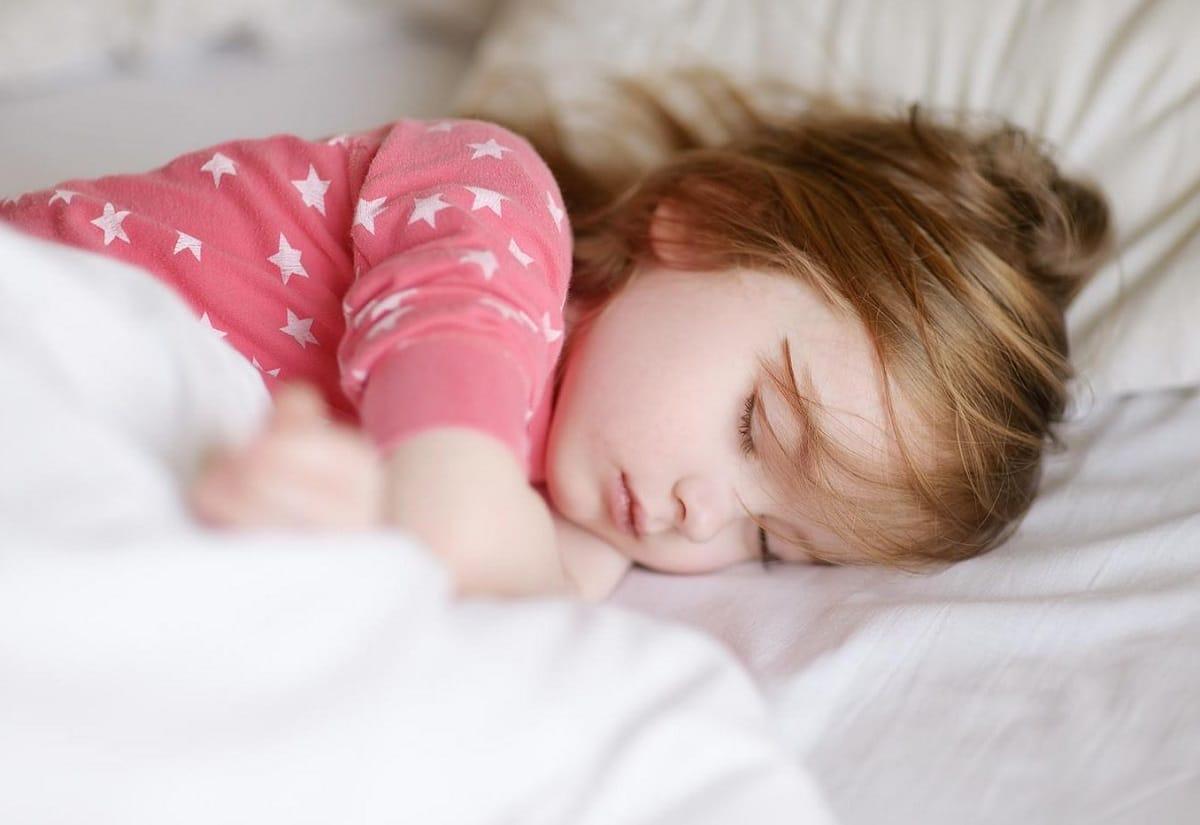 Falta de sueño en niños