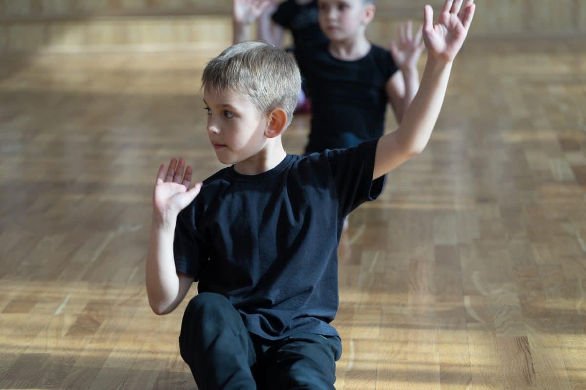 gimnasia niños