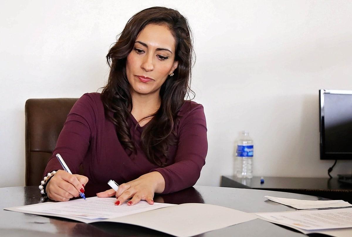 firmar divorcio
