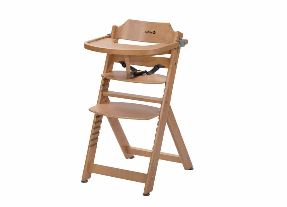 Safety 1st Timba Trona de madera