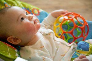 sonajeros para los bebés