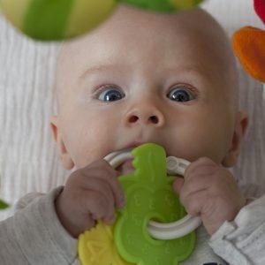 Sonajero para el bebé