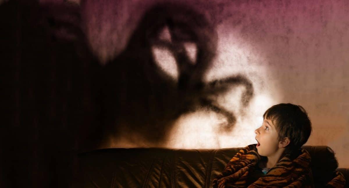 Criar a un niño miedoso