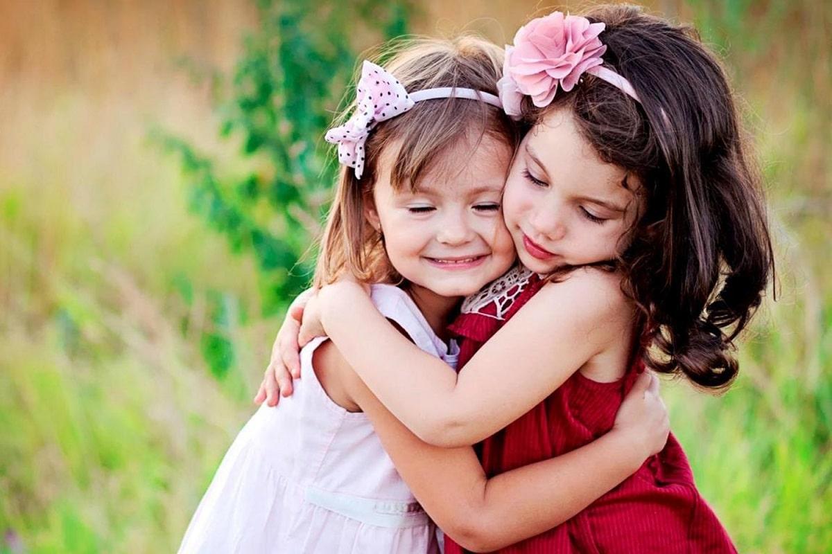 Los niños necesitan tener amigos