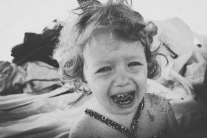 calmar a un niño que llora