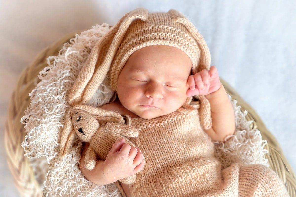 Ropa del recién nacido