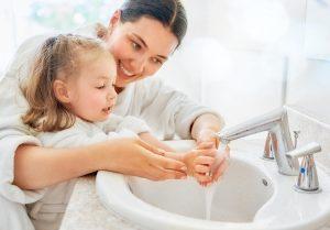 Enseñar a los niños a cuidar su salud