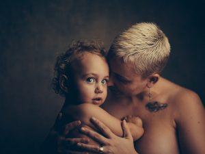 fotos a bebés originales