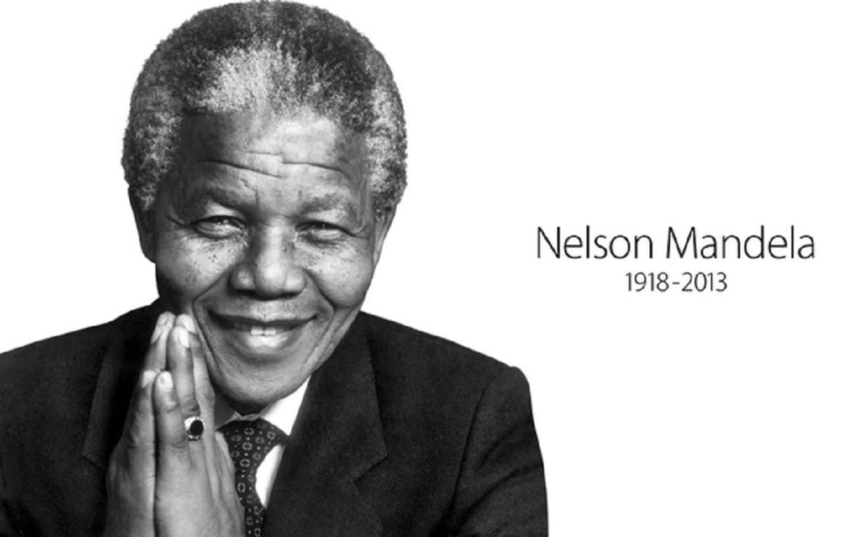 Cómo Explicar A Los Niños Quién Fue Nelson Mandela Madres Hoy