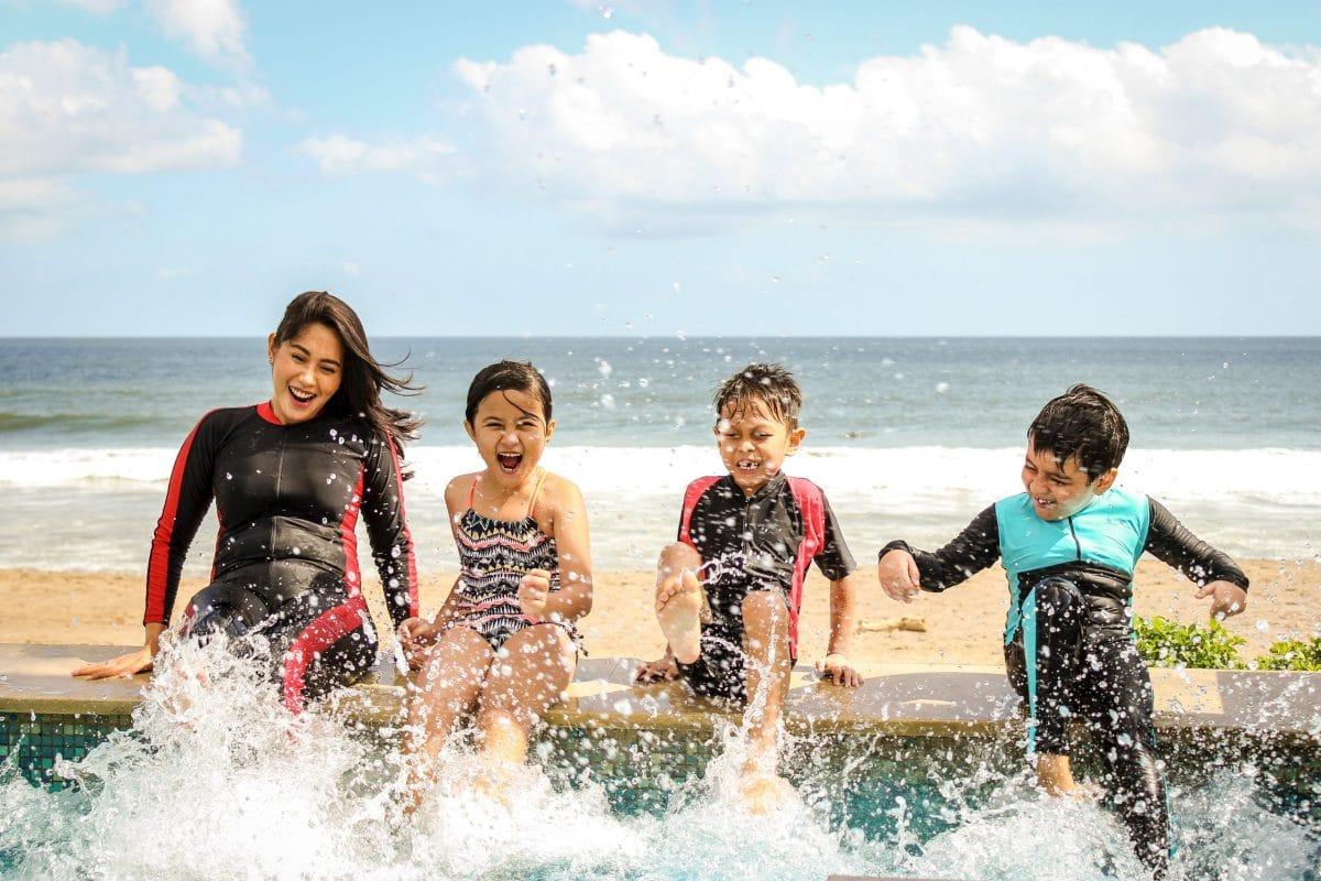 La playa y la piscina en tiempo de coronavirus