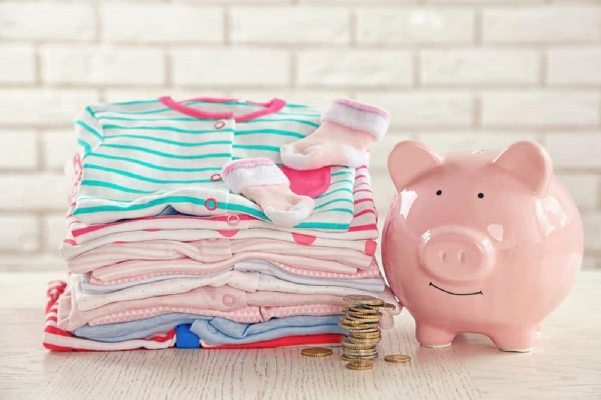 Trucos para ahorrar en ropa de los niños