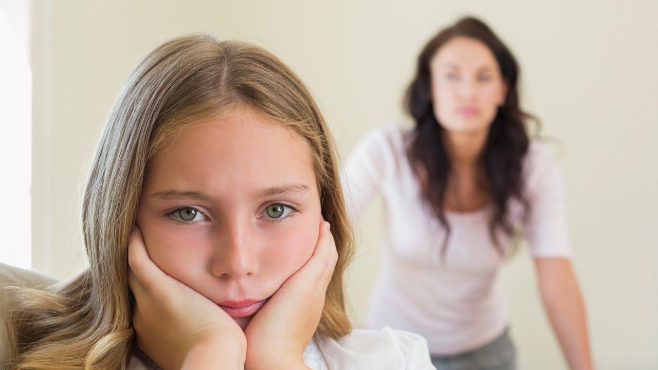 Como actuar cuando los hijos insultan a su madre