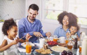 Desayunos rápidos y nutritivos