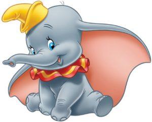 Valores de la película Dumbo