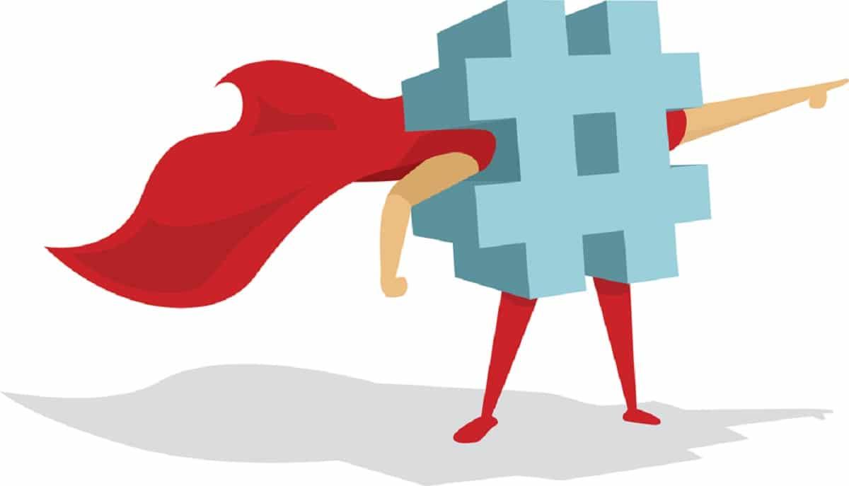Día Internacional del #hashtag