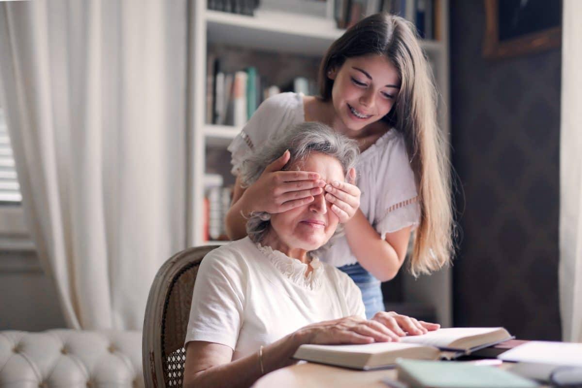 Qué regalar a una abuela