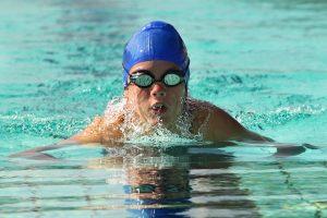 la natación en adolescentes
