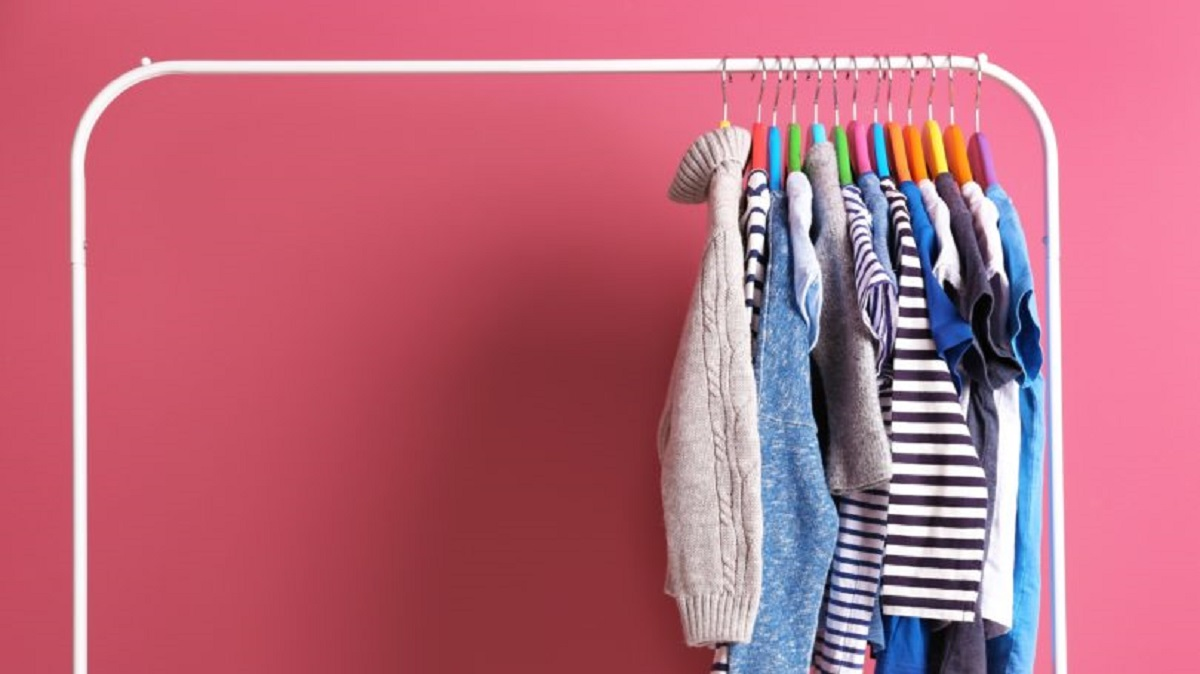 Qué hacer con la ropa que se queda pequeña