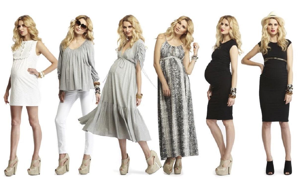 Elegir los mejores vestidos premamá