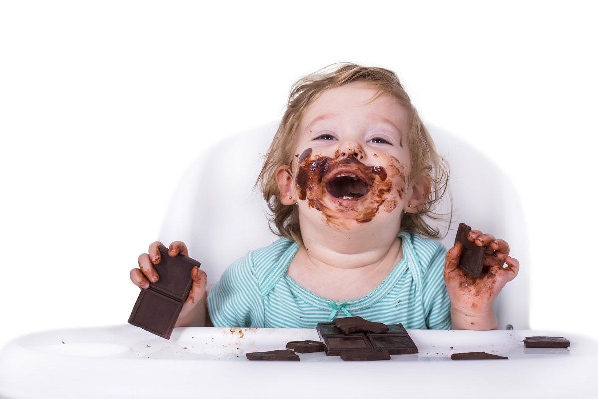 juegos con chocolate