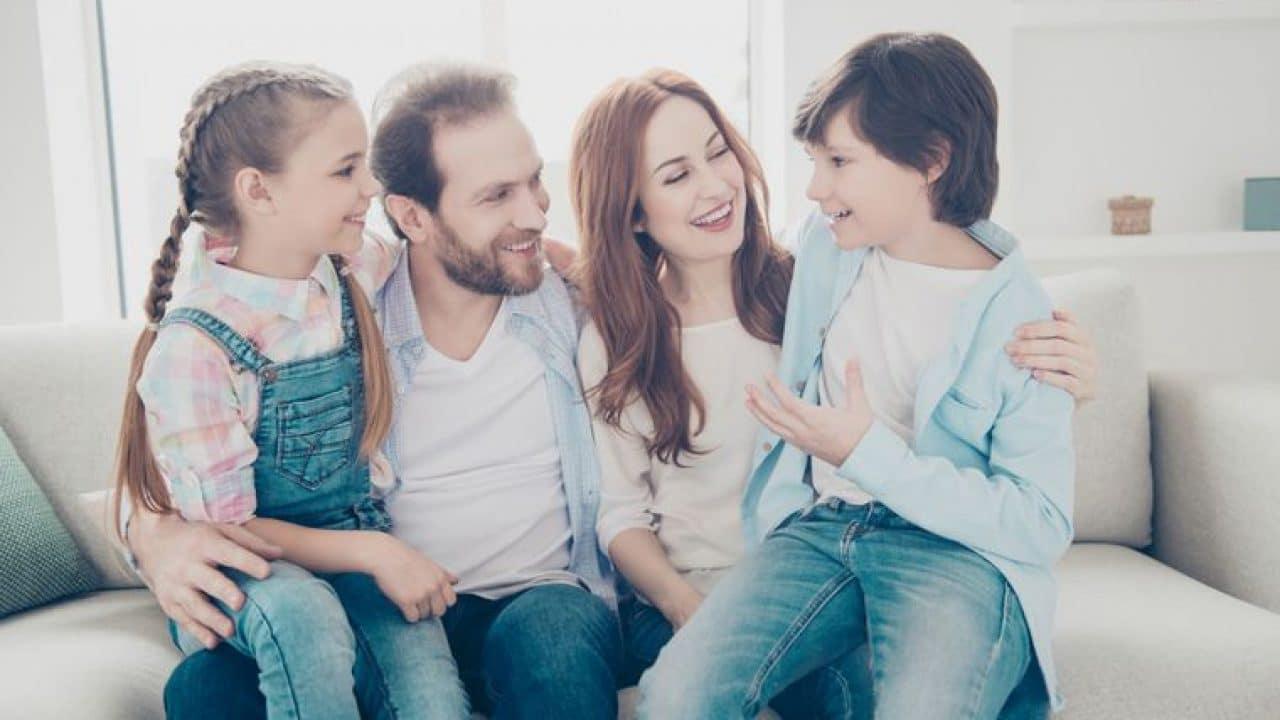 refuerzo negativo para la educación de los hijos