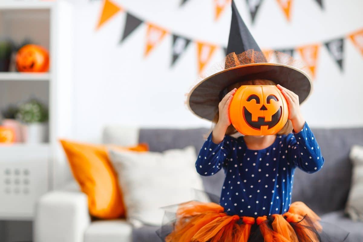 Disfraz infantil de Halloween