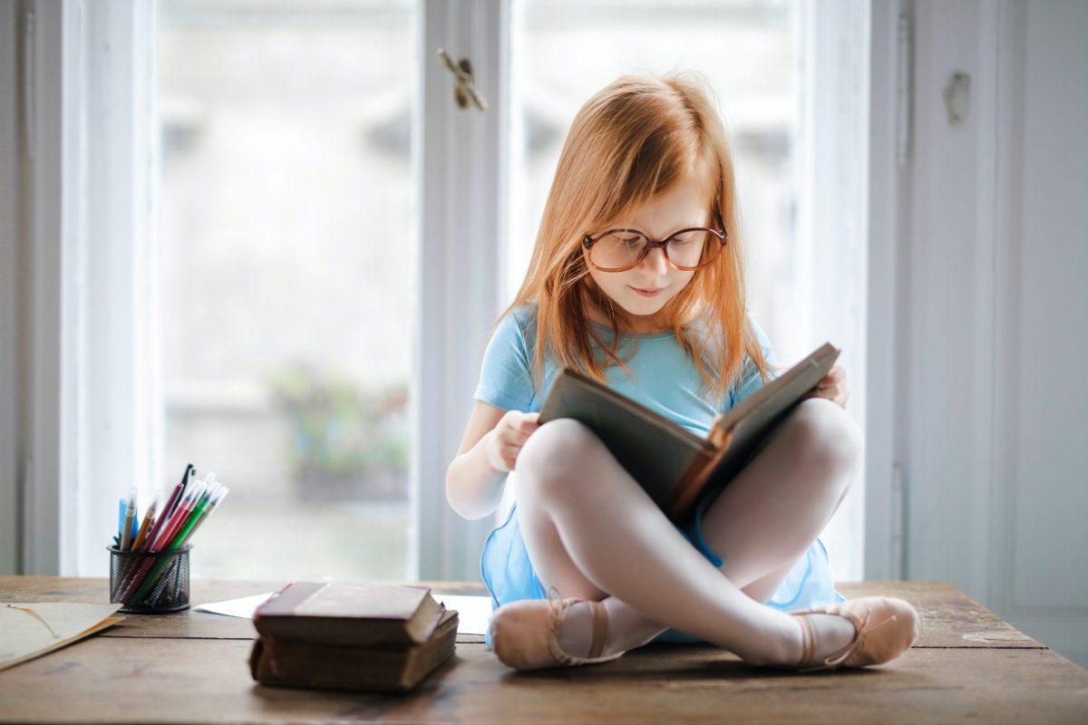 poesía en los niños