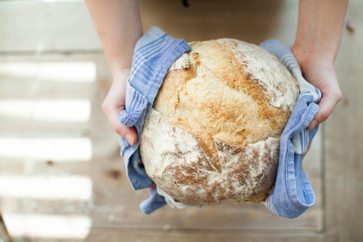 Pan de pueblo fácil