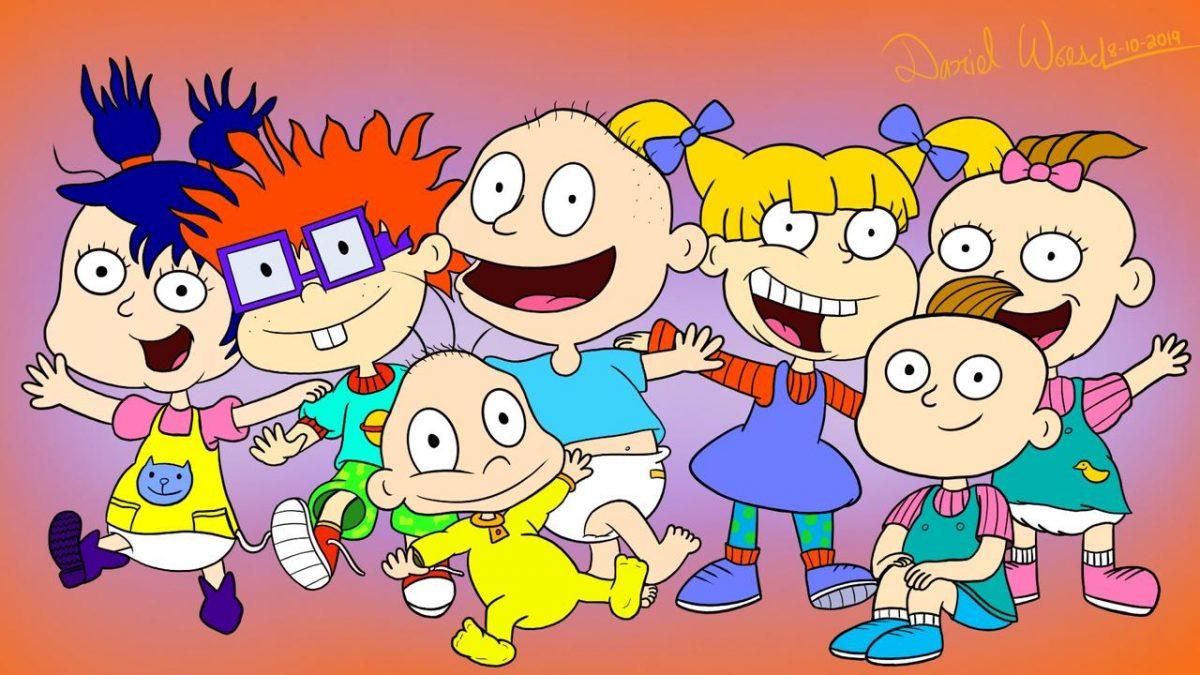 Dibujos animados de los años 90