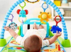 gimnasios para tu bebé