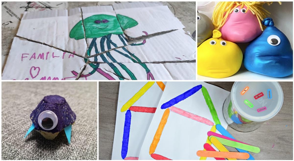 Manualidades para niños: fáciles y rápidas