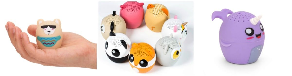 Mini altavoces inalámbricos
