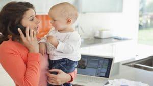 Volver al trabajo después de la maternidad
