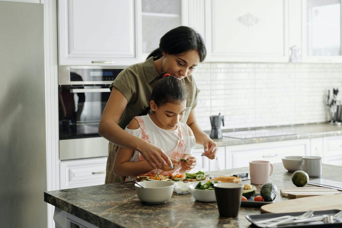 Cenas rápidas para hacer en familia