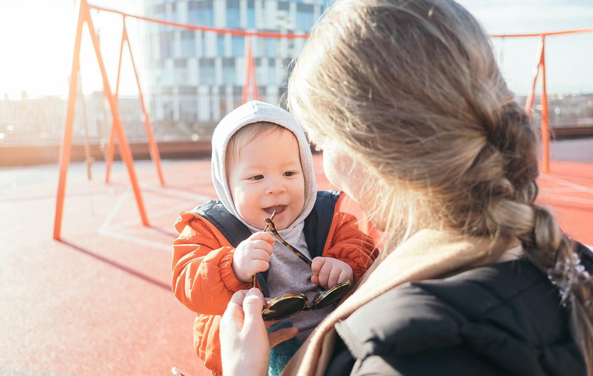 audición bebé