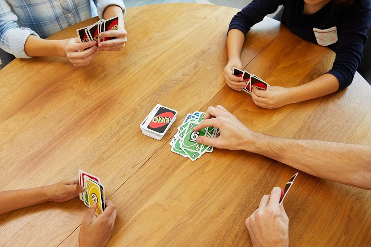 Juego de cartas el UNO
