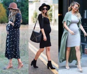 Cómo vestir en el embarazo