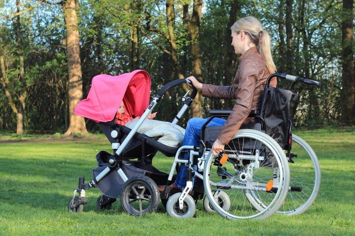 Ser madre con discapacidad