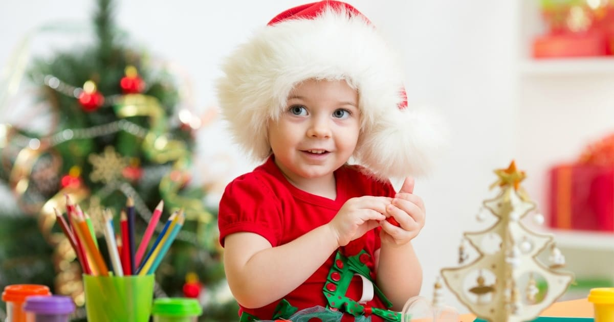 Manualidades de Navidad para hacer con los niños