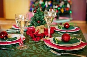 Menú de Navidad con poco presupuesto