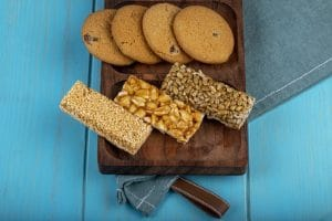 Recetas de galletas sanas